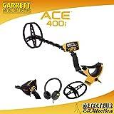 GARRETT ACE 400i Détecteur de métaux