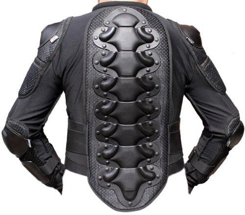 pantaloni in cordura giacca colore nero Set da moto composto da 2 pezzi Germanwear