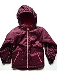 Minymo Jacke Winterjacke Gam 16 grape wine