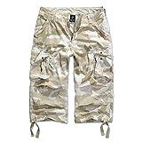 Brandit Urban Legend 3/4 Shorts XXL Desertstorm