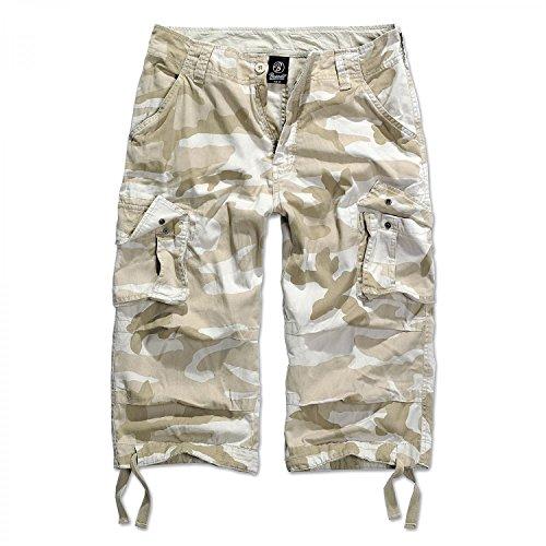 Brandit Urban Legend 3/4 Shorts XXL Desertstorm - Cargo Stil, Jeans