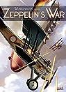 Zeppelin's war, tome 2 : Mission Raspoutine par Nolane