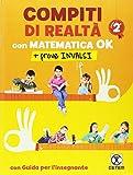 eBook Gratis da Scaricare Compiti di realta Per la Scuola elementare Con e book Con espansione online Con Libro Matematica OK prove INVALSI 2 (PDF,EPUB,MOBI) Online Italiano