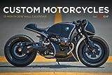 Custom Motorcycles 13-Month 2016 Calendar (Calendars 2016)