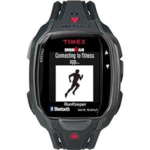 Timex Sportuhren Ironman Run X50 Plus HRM – Pulsómetro, Talla Standard