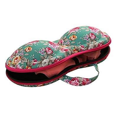 Transer® Protect Bra Travel Bag ,Underwear Package Lingerie Case Storage Box for Women