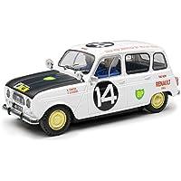 Scalextric Original - Renault 4L, vehículo (Fabrica de Juguetes A10192S300)