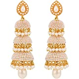 Bandish Pearl Triple Storey Three layere...