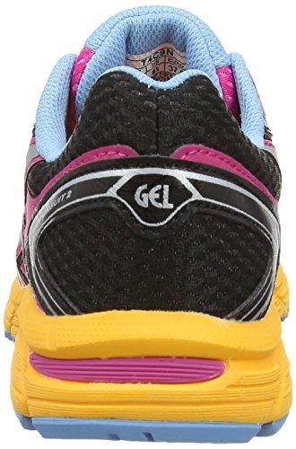 ASICS Gel-Pursuit 2, Damen Outdoor Fitnessschuhe Rosa (Hot Pink/Silver/Black 2093)
