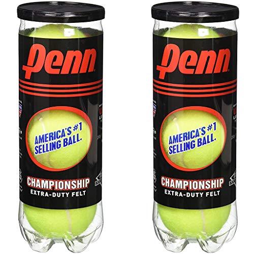 Penn Campeonato XD pelotas de tenis