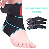 Best Shoes For Weak Ankles - Ankle Support, Beskey Adjustable Ankle Brace Breathable Nylon Review