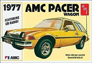 AMT amt10081: 25Escala Kit de Modelo 1977AMC Pacer Wagon