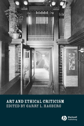Art and Ethical Criticism (New Directions in Aesthetics)