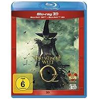 Die fantastische Welt von Oz  (+ Blu-ray)