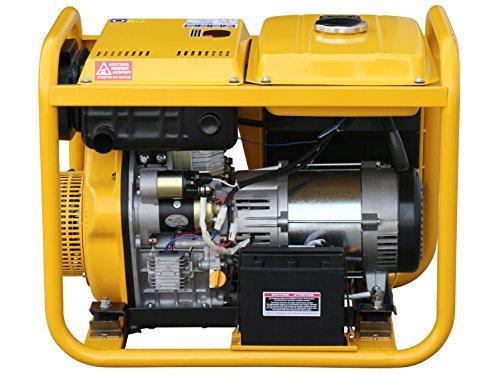 Rotek Diesel Stromerzeuger GD4-3-6000-EBZ - 5