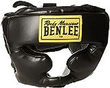 BENLEE Rocky Marciano Kopfschützer Full Protection, Schwarz, S/M, 199098