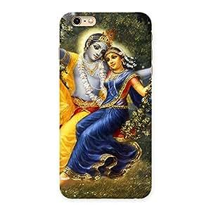 Premium Radha Krishna Multicolor Back Case Cover for iPhone 6 Plus 6S Plus