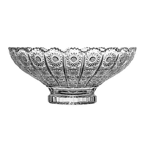 Crystelle aljulia 03328 Coque, Cristal, 25,5 x 11 cm