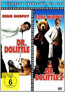 Dr. Dolittle 1 & 2 [2 DVDs]