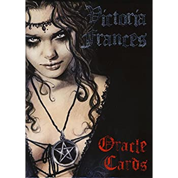 Victoria Frances Oracle Cards