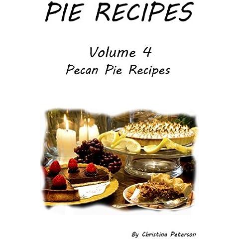 Pecan Pie Recipes (English