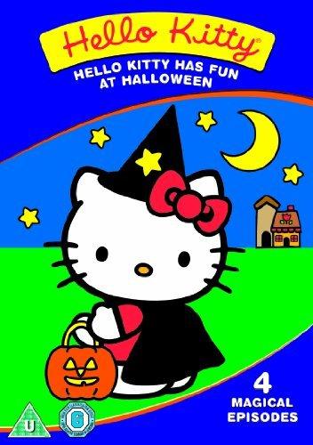 Hello Kitty Has Fun at Halloween [DVD]