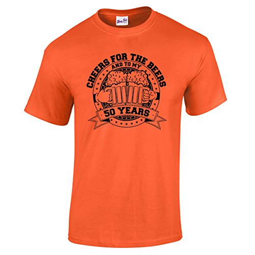 Mens 50th Birthday T Shirt
