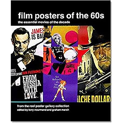 Film Posters of the 60s : The essential movies of the decade