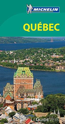 Guide Vert Québec Michelin