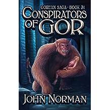 Conspirators of Gor (Gorean Saga Book 31) (English Edition)