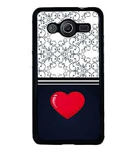 PrintVisa Designer Back Case Cover for Samsung Galaxy Core I8260 :: Samsung Galaxy Core Duos I8262 (casual limitles lingires combo western)