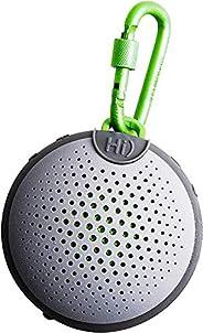 BOOMPODS AQUABLASTER Waterproof Bluetooth Speaker - Portable & Wireless with Amazon Alexa - Awesome Listen
