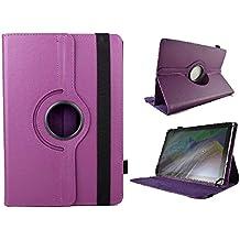 """Funda Giratoria para Tablet Cube_U30Gt2 10.1"""" - Morado"""