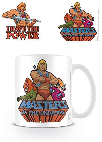 Taza Oficial He-Man Masters del Universo