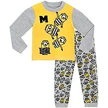 Minions - Pijama para Niños - Mi Villano Favorito