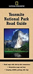 National Geographic Yosemite National Park Road Guide
