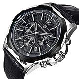 Pagani Design Mens Analog Chronograph Quartz Watch