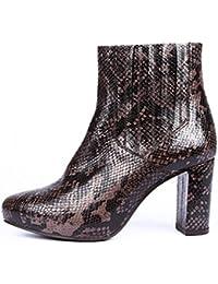 Unisa LILLES_TO - Botas para mujer, color Black, talla 38