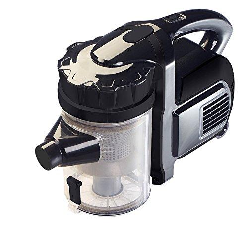 Sichler Haushaltsgeräte Akkusauger: 2in1-Akku-Zyklon-Staubsauger, Aufsatz-Bürste & Aluminium-Rohr, 25,2 V (Accu Staubsauger)