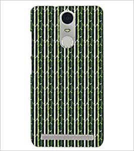 PrintDhaba Pattern D-6089 Back Case Cover for LENOVO K5 NOTE (Multi-Coloured)