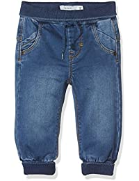 NAME IT Baby-Jungen Jeans Nitbandy Bag/Xr Dnm Pant Bru M Nb