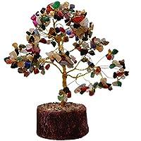 Natürliche mehrfarbige Heilsteine im Bonsai-Baumdesign, Feng Shui, Kristall, Baum für Glück, Reichtum und Wohlstand... preisvergleich bei billige-tabletten.eu
