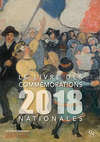Le Livre des commémorations nationales 2018