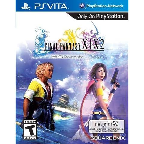 FINAL FANTASY X X-2 HD Remaster - PlayStation Vita by Square Enix