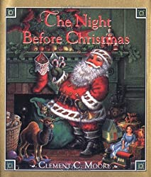 The Night Before Christmas (Little Books) by Clement C. Moore (1997-08-06)