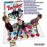 KITI KITS® Cool Mat and Spinner Game of Twister (NVJ Enterprise)