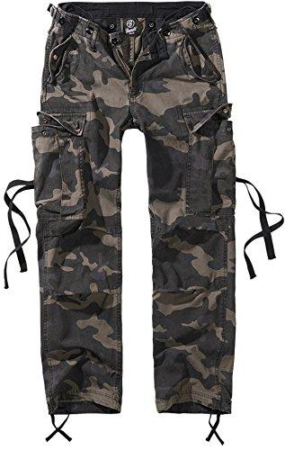 Brandit M65 Ladies Trouser Darkcamo W29 Womens Cargo