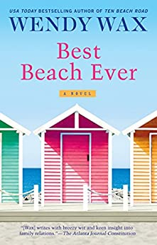 Best Beach Ever (Ten Beach Road Series) by [Wax, Wendy]