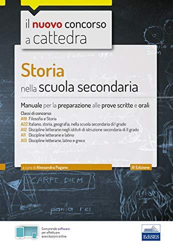 Storia nella scuola secondaria. Manuale per le