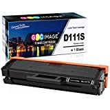 GPC Image Cartucce Toner Compatibile per MLT D111S D111L per Samsung Xpress SL-M2026 M2026W, SL-M2070 M2070W M2070FW M2070F Serie, SL-M2020 M2020W, SL-M2022 M2022W Laser Stampante (Nero, 1-Kit)